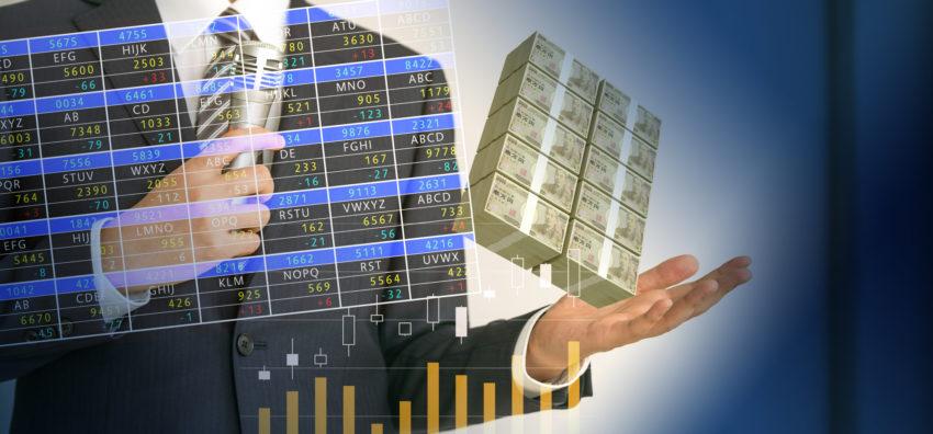 株式を売却して大きな利益を確保した投資家